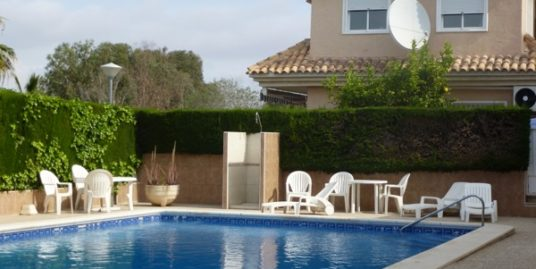 detached villa in roca juna, residencial las villas REDUCED