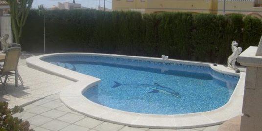 Playa Flamenca, Las Mismosas, comfortable villa